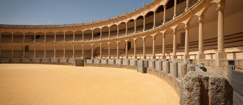 Arènes de Ronda Andalousie