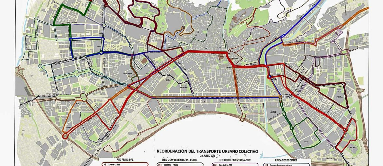 Plan bus Grenade Espagne