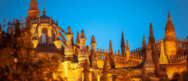 Cathédrale de Séville Andalousie